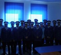 15 absovenţi repartizati la Jandarmeria Timis