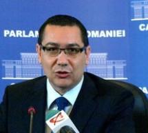 Victor Ponta a afirmat ca ministrii Culturii si Educatiei ar putea fi propusi presedintelui in acelasi timp