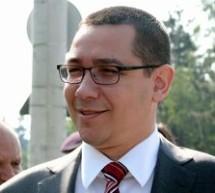 Ponta da replica la acuzatiile de plagiat: Ma supun la orice fel de verificare. Tot o să merg la Consiliul European