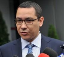 Premierul Victor Ponta va efectua luni o vizita oficiala in Austria