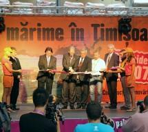 Ieri a fost inaugurat marele magazin Hornbach din Timisoara