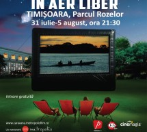 Cinema în aer liber