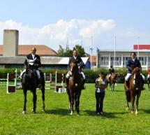 Cupa Romaniei la echitatie 2012 castigata de judetul Timis