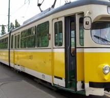 Incepand de astazi s-a reluat circulatia tramvaiului 9