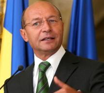 Acreditarea ambasadorilor României de catre presedintele Traian Băsescu