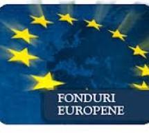 Finantare din fonduri europene