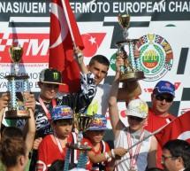 Sorin Traistaru (CS AriciSupermoto) – locul 5 in Europa la Supermoto