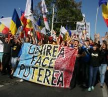 10.000 de basarabeni au cerut Unirea