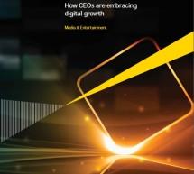 Ernst & Young: Industria de media globală creşte cu motoare digitale