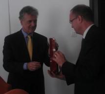 Vizita ambasadorului Germaniei in Romania, domnul Andreas Von Mettenheim, la Timisoara