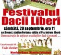 Festivalul Dacii Liberi – ediția a IV-a, sat Covaci – stadion Fortuna