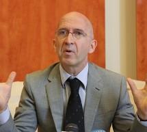Ambasadorului Frantei Philippe Gustin, vine la Timisoara