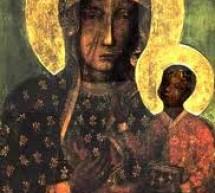 Madona Neagra de la Czestochowa, icoana pelerina facatoare de minuni vine in Timisoara