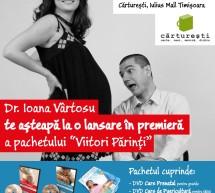 """Lansarea proiectului """"Viitori Părinţi"""""""