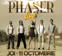 Concert Phaser- Joi la Scottish Pub Timisoara