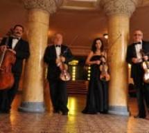 "Rapsodii de vara: Incanto Quartetto ""repereaza"" onoarea muzicii romanesti"