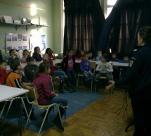 Campania R.I.S.C. in judetul Timis: Elevii de gimnaziu devin mesageri ai respectarii regulilor de siguranta in utilizarea energiei