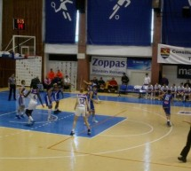 Danzio pierde la 57 puncte la Targoviste