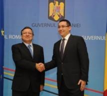 Barroso avertizeaza Romania in ceea ce priveste cazurile de coruptie