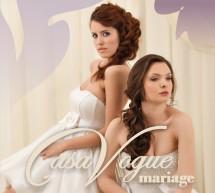 Reduceri substantiale la rochiile de mireasa Casa Vogue Mariage la Targul Ghidul Miresei Mai 2013