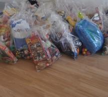 Mii de jucarii pentru copii adunate in Campania umanitara Fornetti
