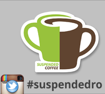 Suspended Coffee in Timisoara