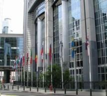 Greva functionarilor UE in ziua summitului European