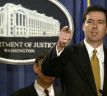Obama il va desemna pe republicanul Jim Comey în funcţia de director al FBI