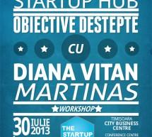 Startup Kids Workshop – Obiective Destepte
