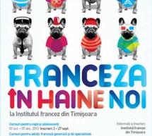 Limba franceza in haine noi