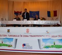 """Lansarea  proiectului """"Inceputul dezvoltarii turismului in zona transfrontaliera Bela Crkva si Ghilad"""""""