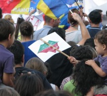 PROTESTE in toata tara fata de proiectul Rosia Montana: MII de OAMENI in strada