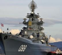 Razboi in Siria. Rusia trimite o noua nava de razboi in zona