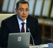 Guvernul Ponta taie bani de la Munca si Sanatate ca sa dea la deputati