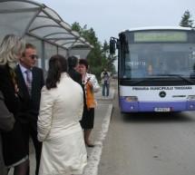 Modificarea traseului autobuzului 28