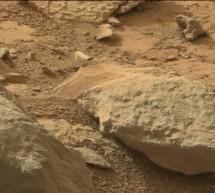 Iguana de pe Marte – noi imagini ciudate de pe Planeta Rosie starnesc rumoare