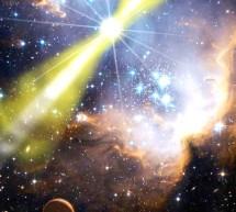 Ne pandeste un…bombardament cosmic potenţial letal?