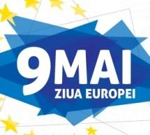 Festivitatile dedicate Zilei Europei vor dura 3 zile si cuprind spectacole si activitati pentru toate varstele