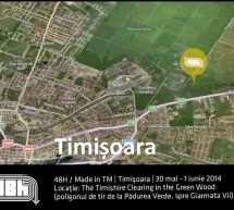 "Traditia party-urilor ""48h"" revine in Timisoara"