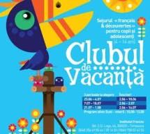 CLUBUL DE VACANTA PENTRU COPII SI ADOLESCENTI