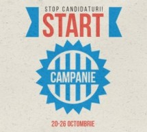 Stop candidaturi – start campanie in Consiliul Elevilor