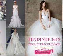 Tendinte MIRESE la cel mai mare targ de nunti din Romania