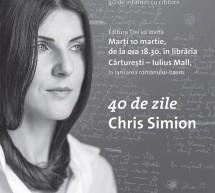 40 de zile cu Chris Simion