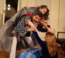 Premiera comediei D'ale carnavalului la Timisoara