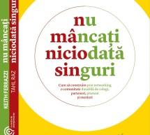 EY Romania si Editura Publica lanseaza o carte despre puterea networking-ului