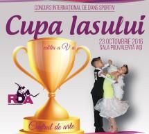 Dansatorii sportivi se intrec in trei competitii nationale
