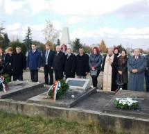 """Eroii romani, comemorati de """"Ziua mortilor"""" in Ungaria – Ceremonii la Micherechi, Sarkad si Gyula"""