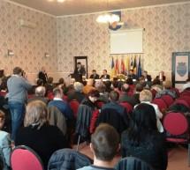Intalnire transfrontaliera romano-ungara la Pecica, judetul Arad