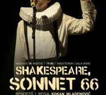 Shakespeare pentru solidaritatea de breasla