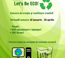 "649 de scoli s-au inscris in concursul ""Let's Be ECO!"", organizat de ""Let's Do It, Romania!"" si Garda Nationala de Mediu"